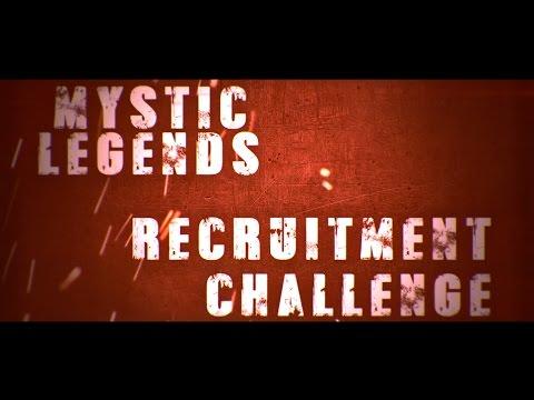 MysticLegends Designer/Editor RECRUITMENT-CHALLENGE!