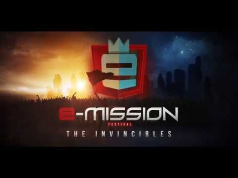 E-Mission Festival 'The Invincibles' - Teaser (23-07-2016)