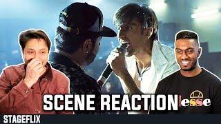 Gully Boy - Rap Battle Scene Reaction   Ranveer Singh   Stageflix