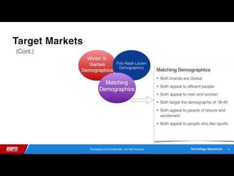 Sponsorship Proposal Video