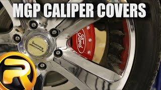 How to Install MGP Caliper Covers