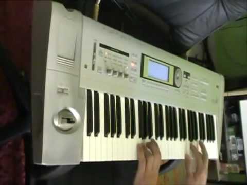 I Follow Rivers (Lykke Li) Magician Remix keyboard cover