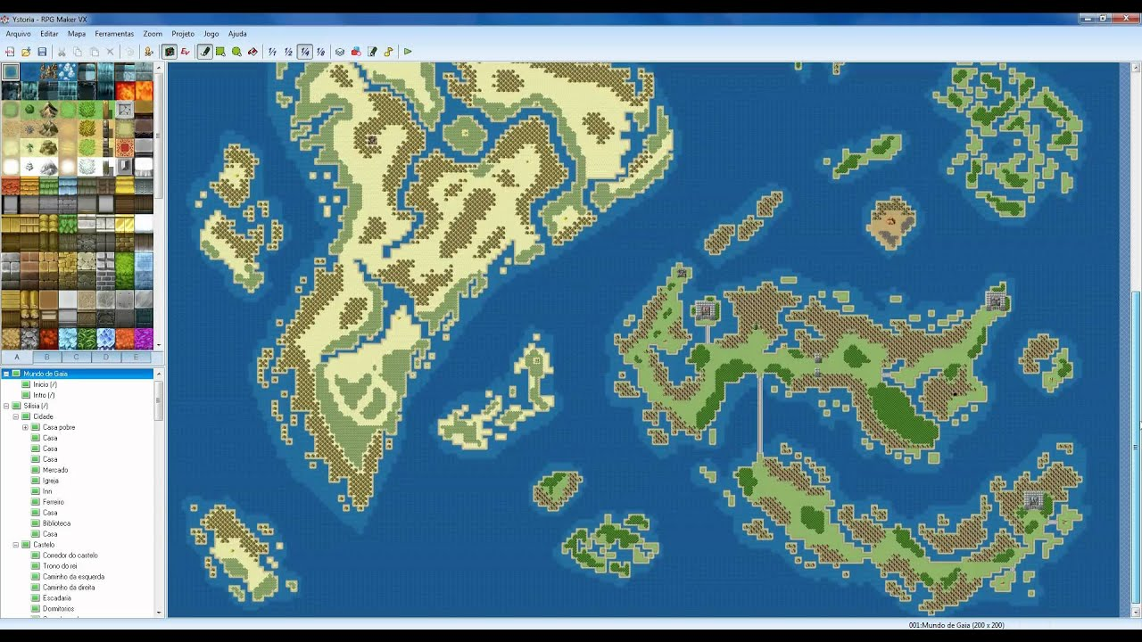 Rpg maker vx my world map hd youtube rpg maker vx my world map hd gumiabroncs Image collections