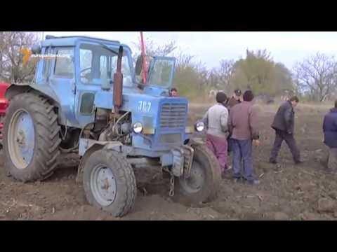 Экзамен на  тракториста. .flv