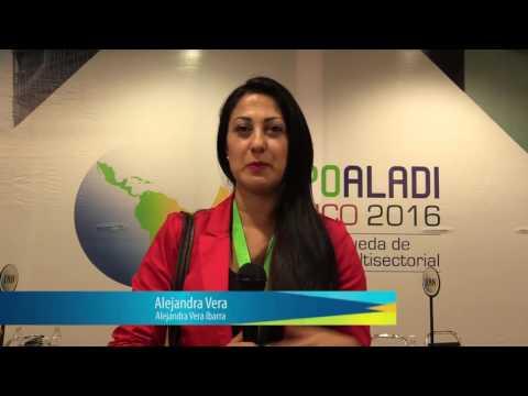 EXPO ALADI- México 2016. Entrevistas a empresarios (b).
