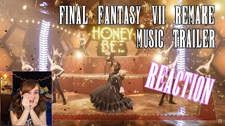 SPOONEE REACTS: Final Fantasy 7 Remake Music Trailer