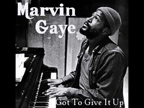 "Marvin Gaye~ ""  Got To Give It Up "" 💕🎼 1977"