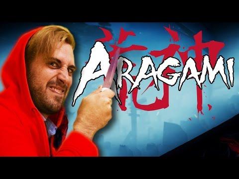 PIROSKA BEDURVUL KEMÉNYEN 🐧 Aragami