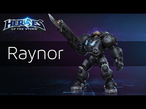 видео: Рейнор ХотС гайд (raynor hots guide)