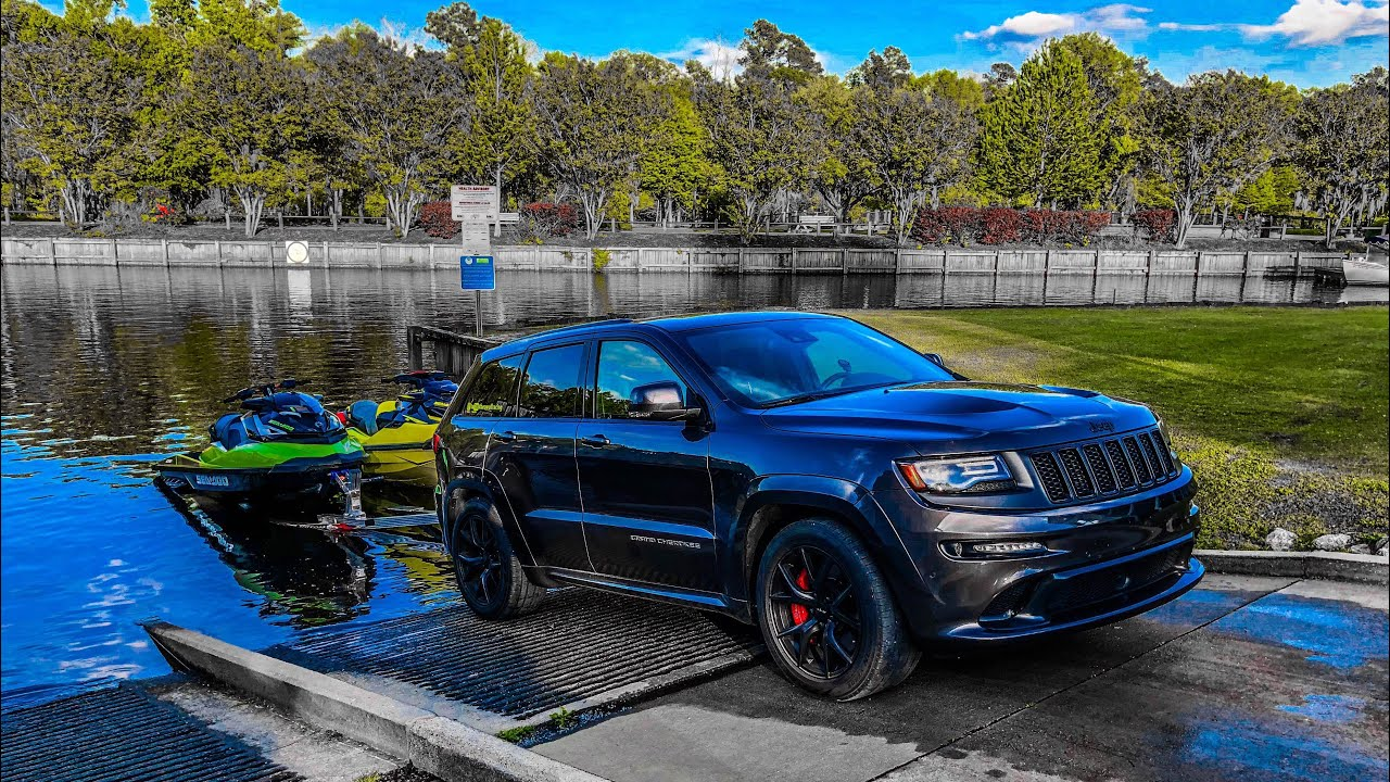 lowered 2016 jeep grand cherokee srt bwoody wk2 alignment package stage 3  [ 1280 x 720 Pixel ]