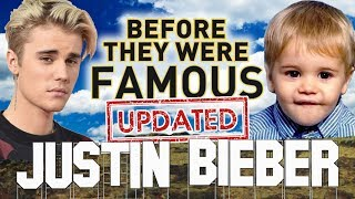 JUSTIN BIEBER - Before They Were Famous - UPDATED