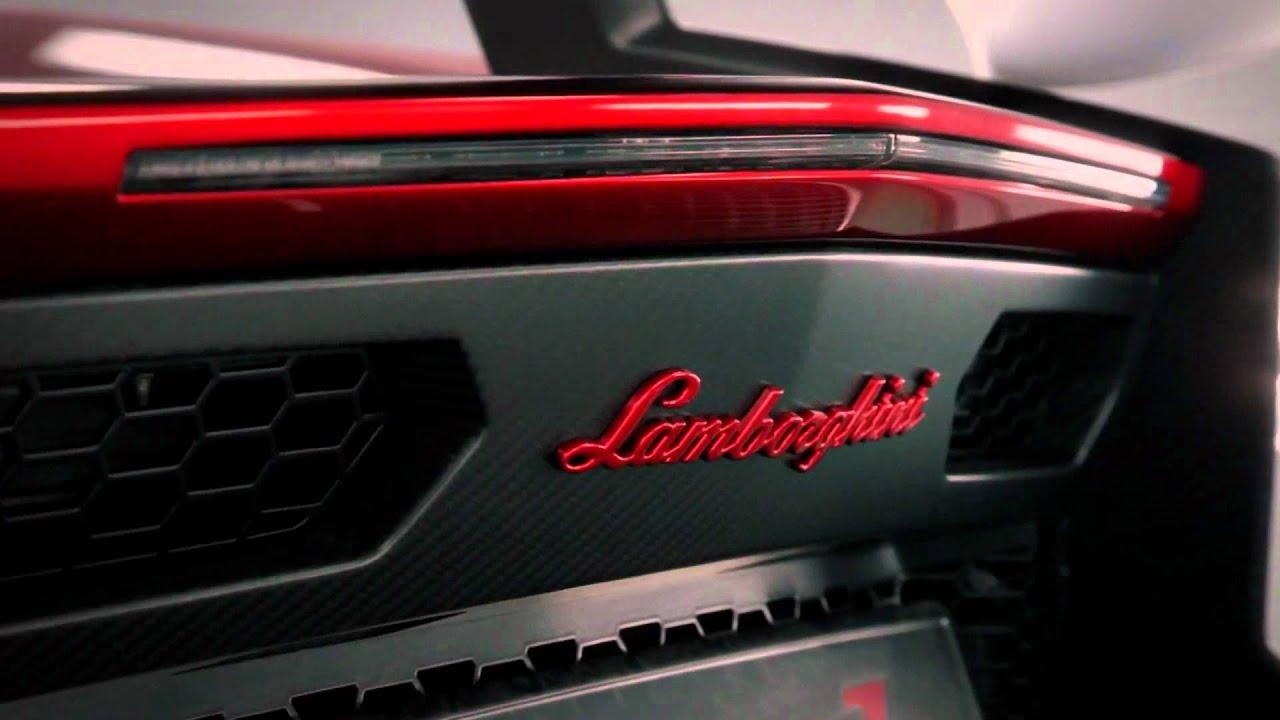 Red Lamborghini Car Wallpaper Lamborghini Aventador J Press Release Video Youtube