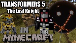 Transformers 5 in Minecraft
