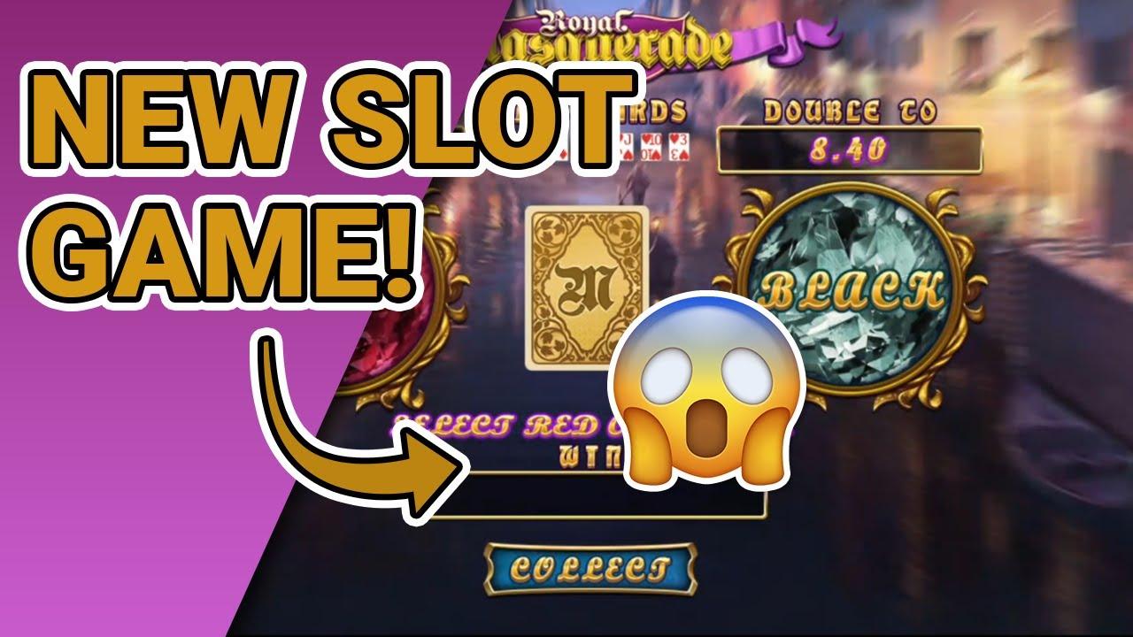 New game on XE-88 - Royal Masquerade