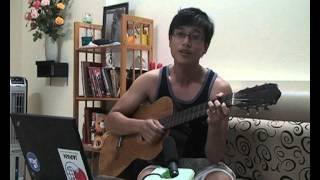 Hiep_Chick: Lặng thầm một tình yêu (Guitar Cover)