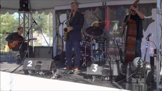 "The Lorne Lofsky Quartet performs ""All the way"" at the Newmarket Jazz Festival 2013"