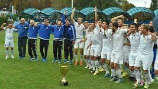 «Рух» vs «Балкани». Як Алієв та Шацьких програли у футбол