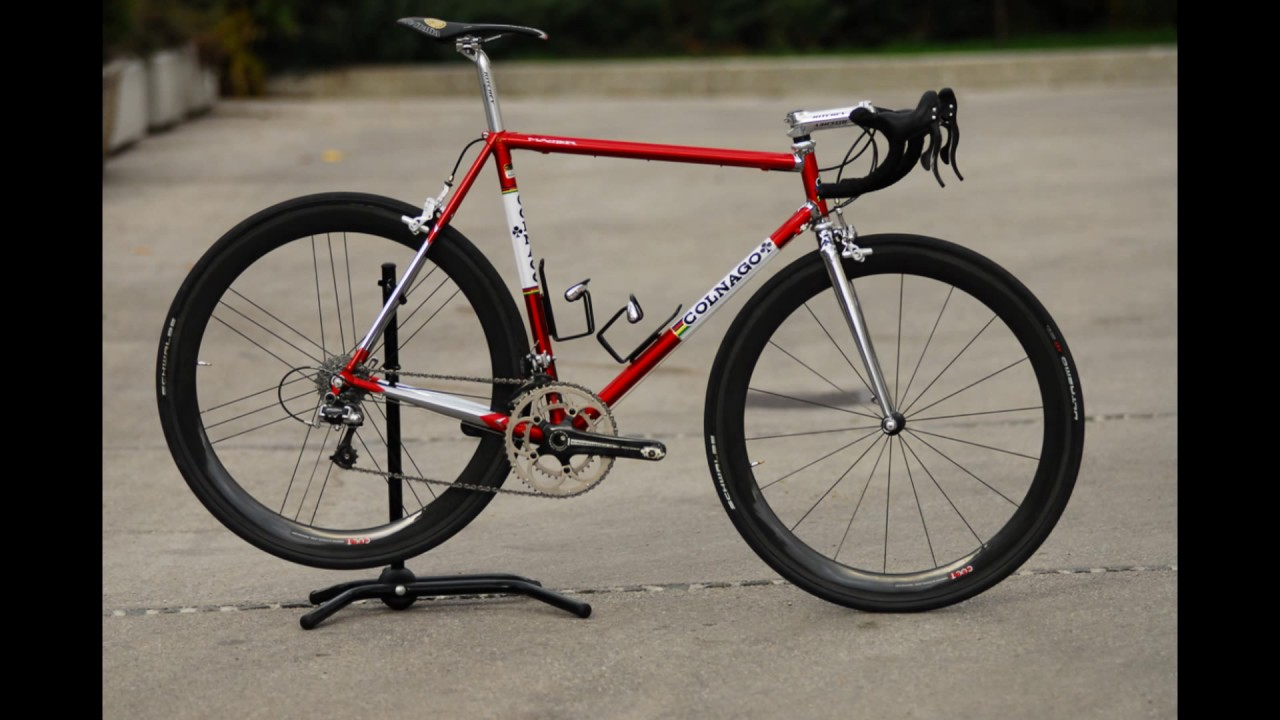 2016 Colnago Classic Master Red Youtube
