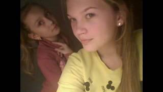 Наши с сестрой селфи