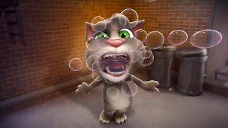 Говорящий Кот Том часть 9 - Мультфильм Игра