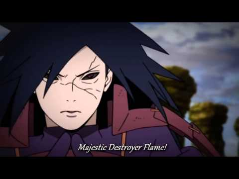 Uchiha madara -Disturbed-  Indestructible  (Full HD1)
