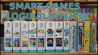 Smart Games logikai játékok