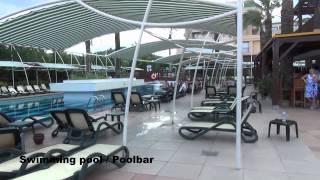 Hotelvideo   Crystal Deluxe Resort & Spa *****   Kemer - Turkey