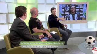 a1047fa9cb Cartão Verde 05 06 2012 - Fábio Santos e Jonas - Bloco 2