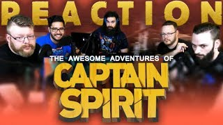 The Awesome Adventures Of Captain Spirit E3 2018 REACTION!!