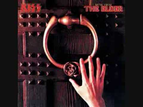 KISS/Music From The Elder-Dark Light