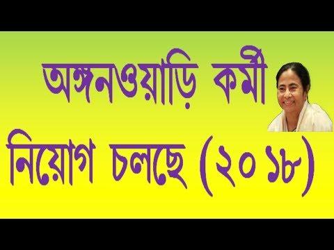 ICDS RECRUITMENT 2018 II Anganwadi Worker & Helper By Aliza Netbase