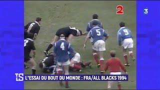 All Blakcs France : L'essai du bout du monde