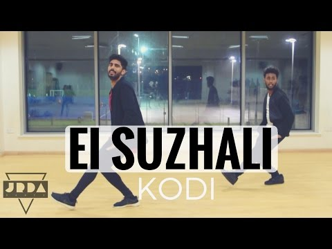 Kodi EI SUZHALI Tamil song | DHANUSH | DANCE cover | Trisha | Santhosh Narayanan | @JeyaRaveendran