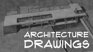 7 Architecture Facts pt.33 | Windows, Ranch, Drawings & Louvre