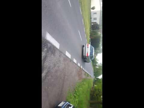 Audi 80 b4 2.6 ABC sound acceleration rm motors