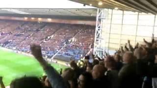 newcastle united fans preston away 1 2