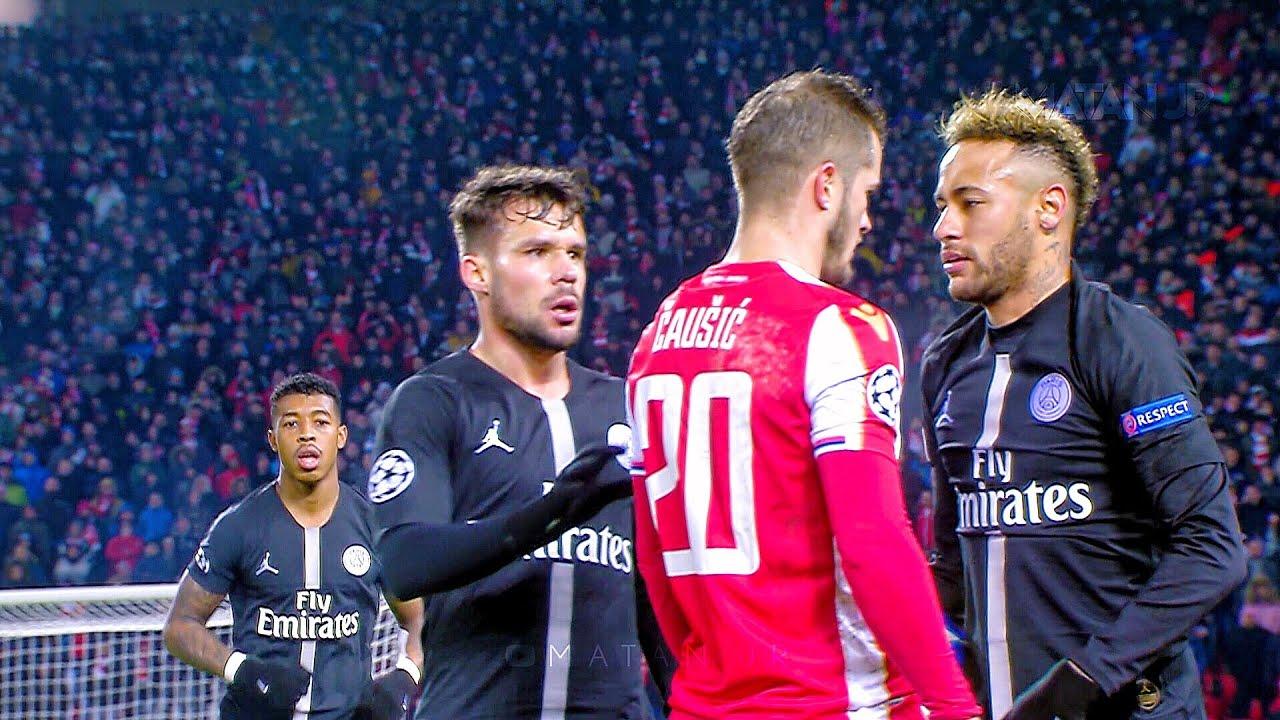 Download Neymar vs Red Star Belgrade Away HD 1080i By Matan JR