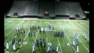 Ponca City Wildcat Marching Band 2011 - Lincoln Tribute