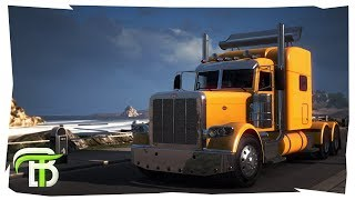 DISCOVERING NEW STATES | American Truck Simulator #4