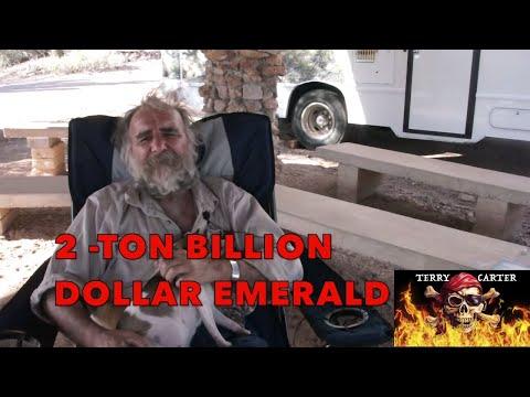 Has the Billion Dollar MJ-12 Alien Emerald  been found???