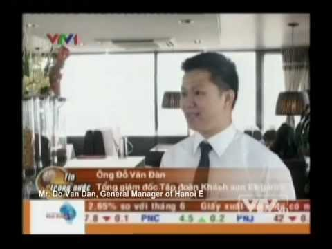 Vietnam Television News about Hanoi Elegance Hotels