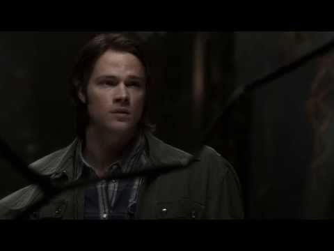 SPN 5x22 - Sam and Lucifer have a talk