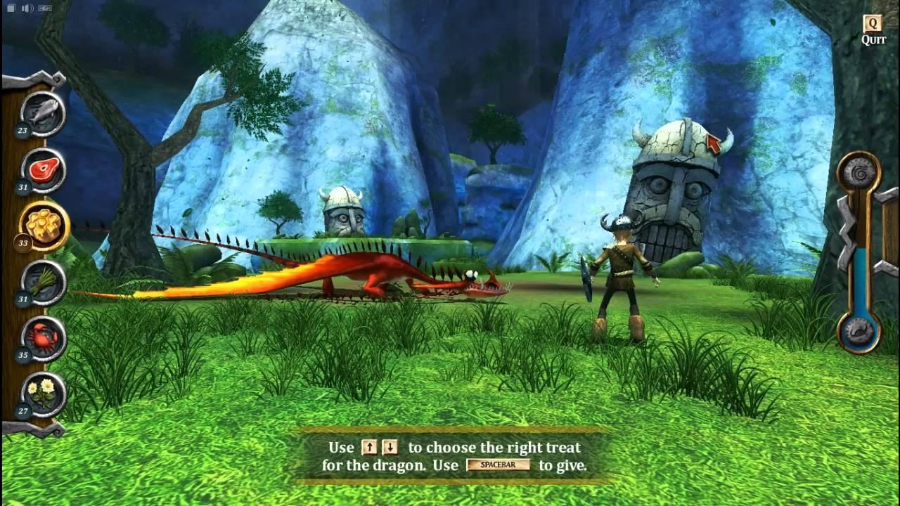 Dreamworks Dragon Games : Wild Skies - Free Games