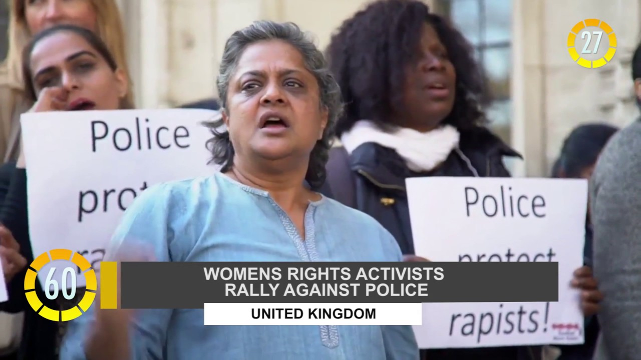 Women's Rights in 60 seconds