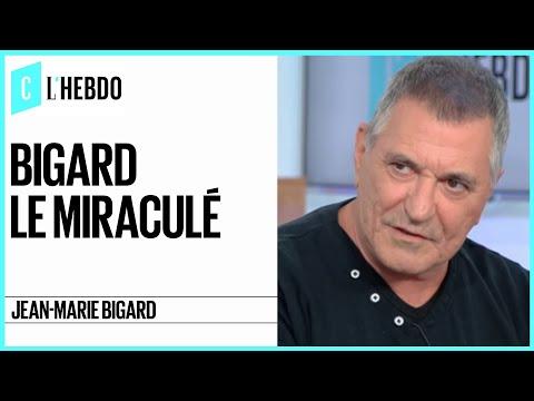 Bigard, le miraculé - C l'hebdo- 15/10/2016