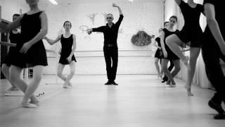 Открытый урок по классическому балету. Школа - Студия балета Pas de Chat