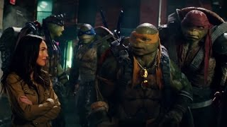 TEENAGE MUTANT NINJA TURTLES: OUT OF THE SHADOWS (2016) Movie Review