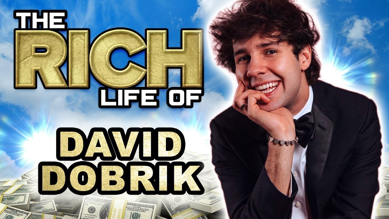 David Dobrik | The Rich Life | Net Worth 2019 | $2 5 Million Dollar Mansion