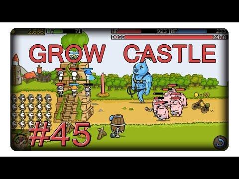 Über 1 Millionen Gold Alle 48 Sekunden #45 || Let's Play Grow Castle | Deutsch | German
