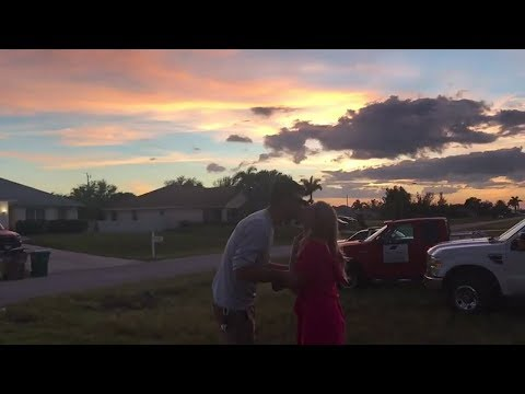 Heartwarming Moment Color Blind Man Sees A Sunset In Full Color For The First Time